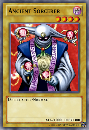 Ancient Sorcerer