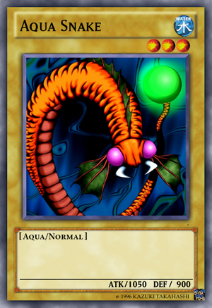 Aqua Snake