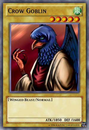Crow Goblin