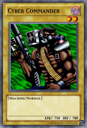 Cyber Commander