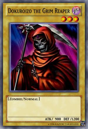 Dokuroizo the Grim Reaper