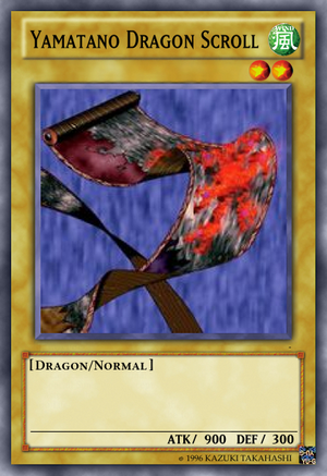 Yamatano Dragon Scroll